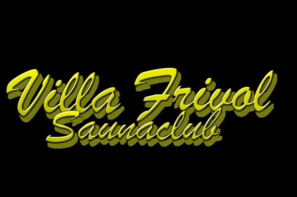 Villa FrivolSaunaclub Gelb